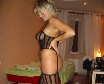 Chantal photo nu amateur