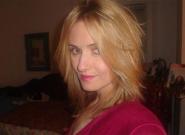 Jolie blonde de 40 ans